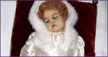 Christmas crib figure